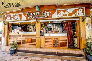 Pirates Galley Restaurant Xlendi Gozo, Malta